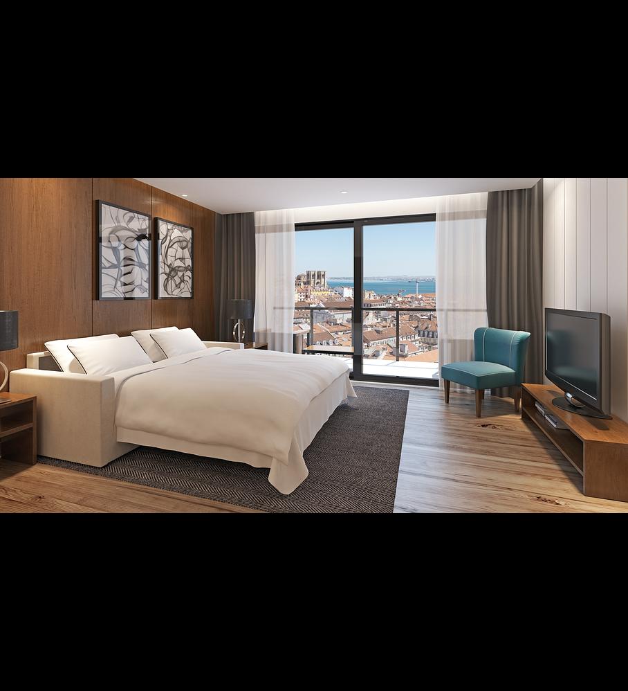 Hotelaria Projeto 3 Sob Orçamento