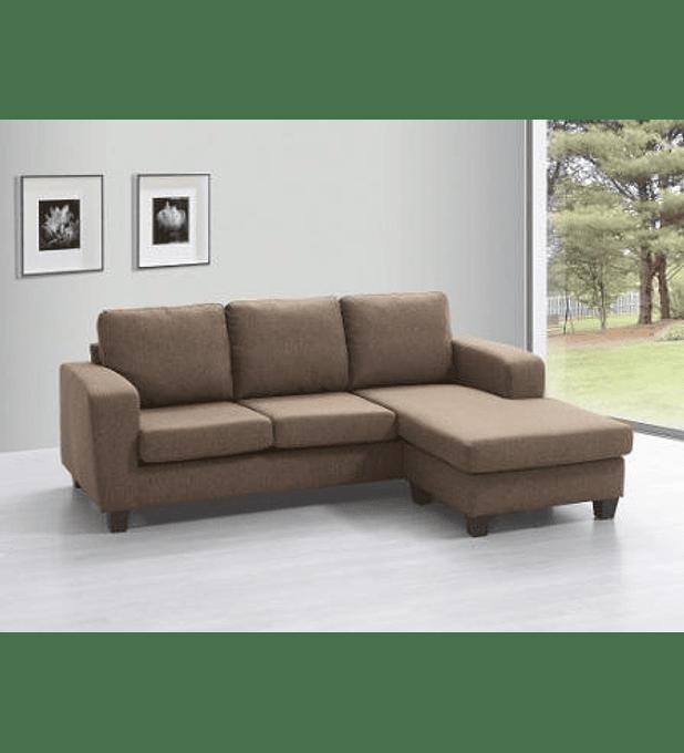 Sofá Miledi 2 Lugares e Chaise
