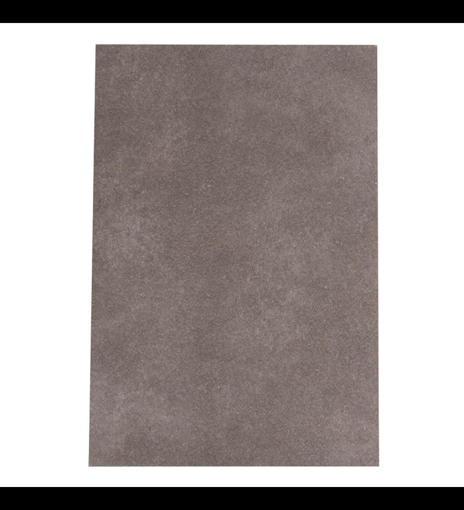 Mesa Lisa Extensível  Blanco/Vulcano