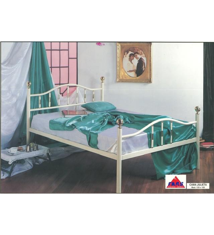 Cama Casal Julieta