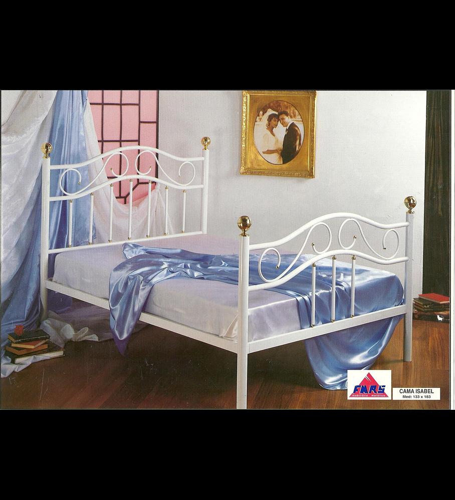 Cama Casal Isabel