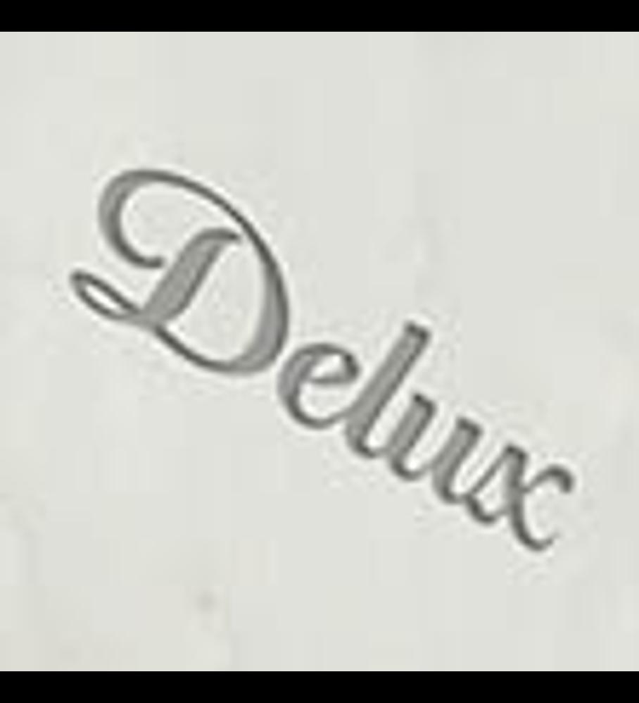 Colchão de Núcleo Lusocolchão Delux