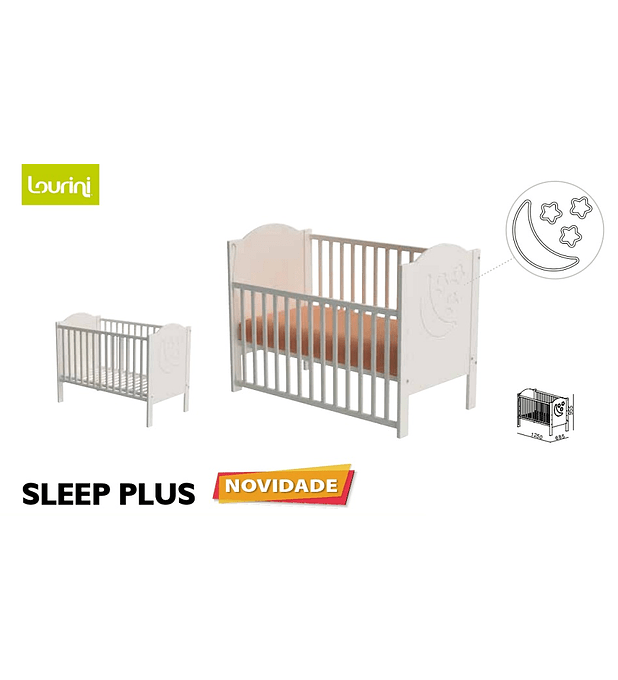Cama Sleep Plus