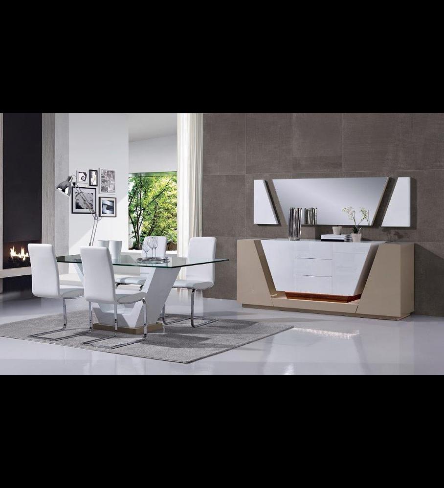 Sala de Jantar Completa Gray