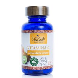Vitamina C 120 cápsulas vegetales