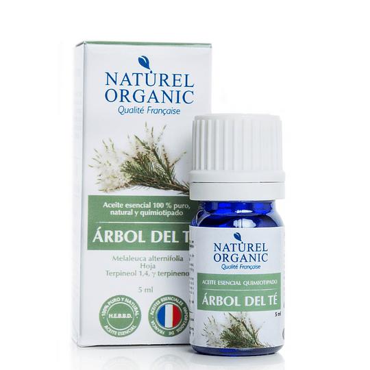 Aceite Esencial de Árbol de Té-Tea tree 5ml