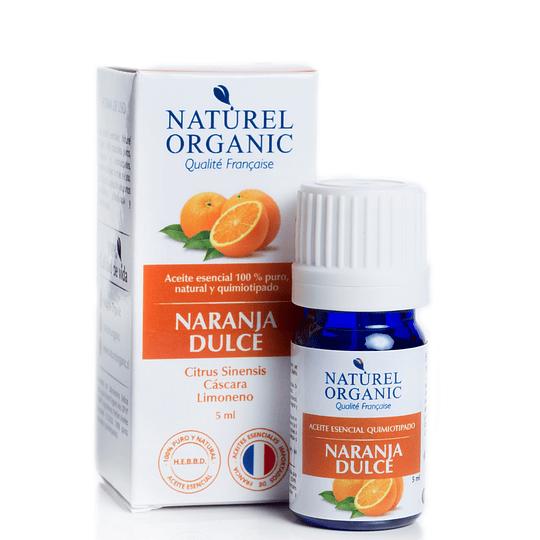 Aceite Esencial de Naranja Dulce 5ml