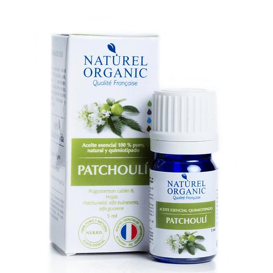 Aceite Esencial de Patchouli 5ml
