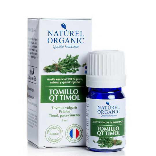 Aceite Esencial de Tomillo qt Timol 5ml