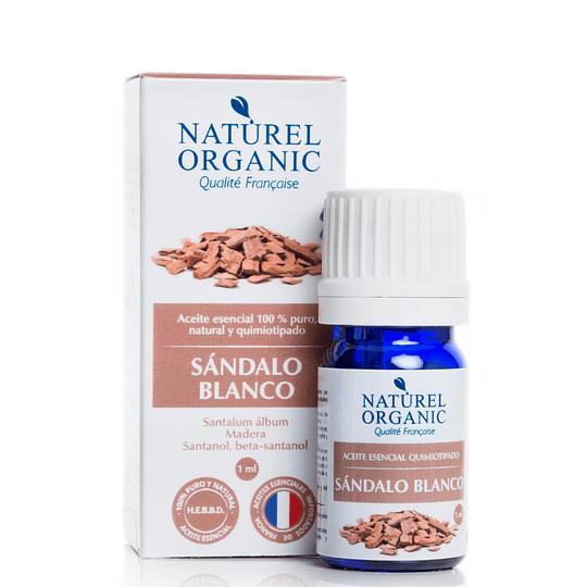 Aceite Esencial de Sándalo Blanco 1ml