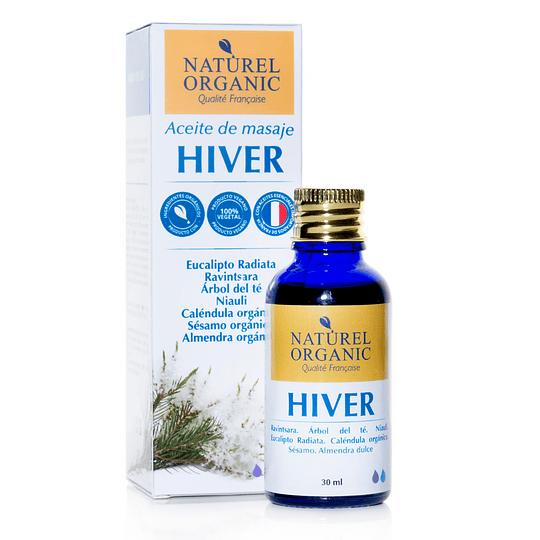 Malestares de invierno- Aceite de Masaje Hiver 30ml