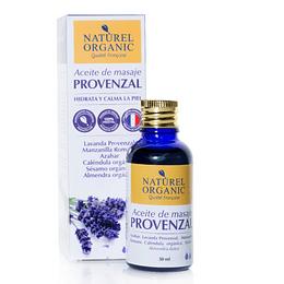 Picazón, cicatrizar, calmante- PROVENZAL aceite de masaje 30ml