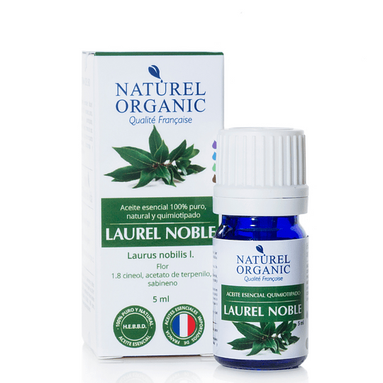 Aceite Esencial de Laurel Noble 5ml