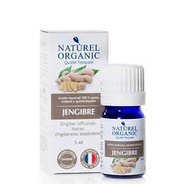 Aceite Esencial de Jengibre 5ml