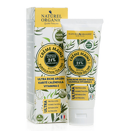 Crema de manos ritual Tea Tree Purification vegana 50gr.