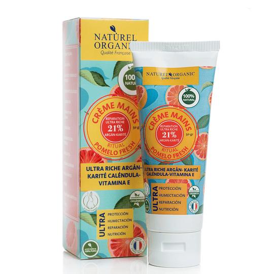 Crema de manos ritual Pomelo Fresh vegana 50gr.