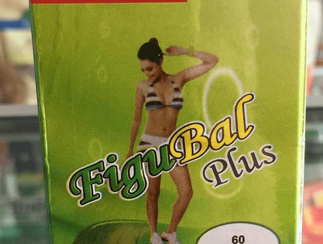 FIGUBAL PLUS paquete x 4