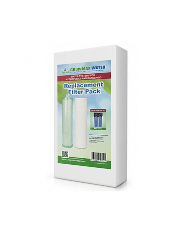 PACK FILTROS RECAMBIO PRO GROW GROWMAX WATER