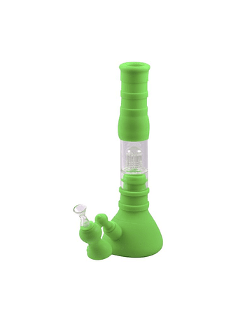 Bong Silicona Big Water Pipe Verde