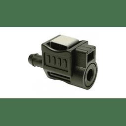 Conector para a mangueira de combustível