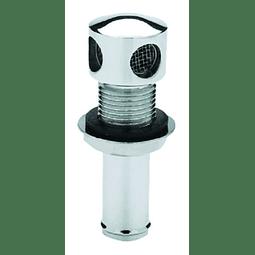 Bocal de ventilação para gasolina