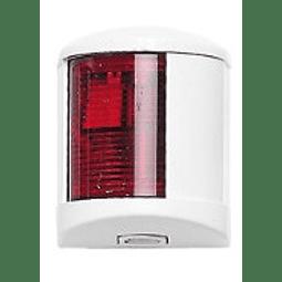 Luz de navegação vermelha
