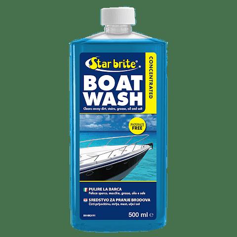 Detergente para embarcações