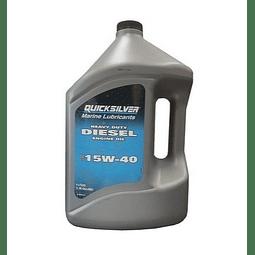 Quicksilver óleo Heavy Duty Diese 15W-40