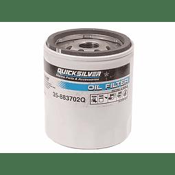 Filtro de óleo para motor Mercruiser 4.3L