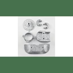 Kit de zincos Quicksilver Mercruiser Alpha One Gen II