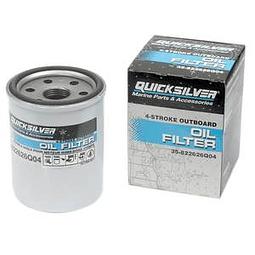 Filtro de óleo Quicksilver - fora de bordo 4 tempos