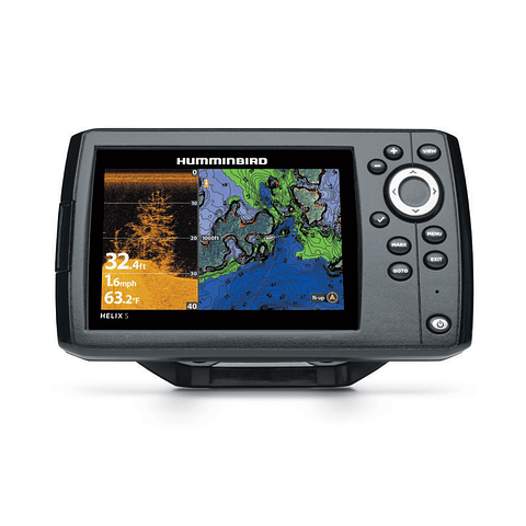 Helix 5 G2 CHIRP DI GPS/Sonda