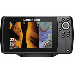 Helix 7 G3 CHIRP Mega SI GPS/Sonda