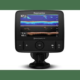 Dragonfly 7Pro - Sonda/GPS/Plotter com carta C-Map essentials