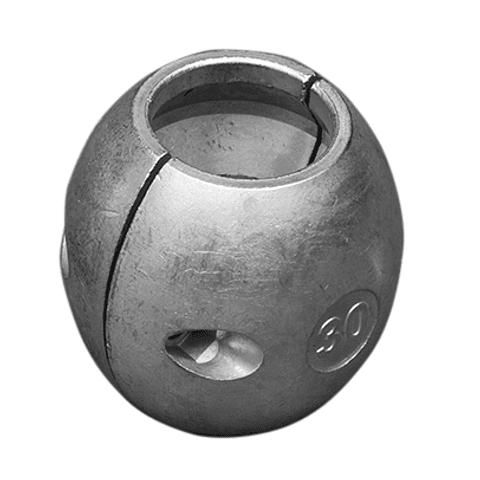 Zinco collarin 30 mm