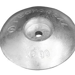 Zinco de disco 90 mm