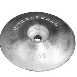 Zinco de disco 110 mm