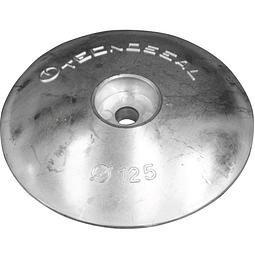 Zinco de disco 125 mm
