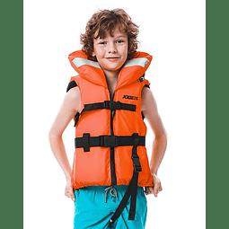 Jobe Comfort Boating colete salva-vidas infantil laranja
