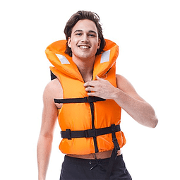 Jobe Comfort Boating colete salva-vidas laranja