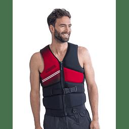Jobe Unify colete salva-vidas masculino vermelho