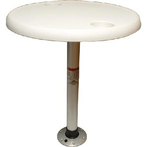 "Kit de mesa com pedestal ""Thread-Lock"""