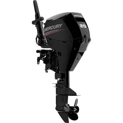 Motor Mercury fourstroke 20EH EFI