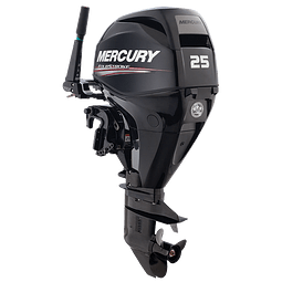 Motor Mercury fourstroke 25 ML EFI