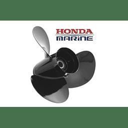 Hélice em alumínio p/ Honda BF75/90/115/130/75/90D/BFP60A/BF80/100