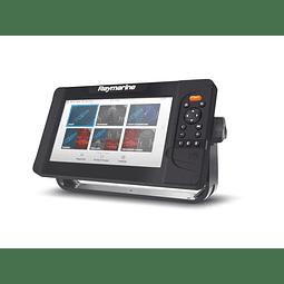 "Raymarine Element 9 S - Display multifunções 9"" c/ Wi-fi, GPS e Sonda CHIRP"