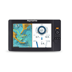 "Raymarine Element 12 S - Display multifunções 12"" c/ Wi-fi, GPS e Sonda CHIRP"