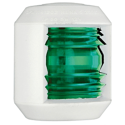 Luz de navegação branca / verde 112,5º