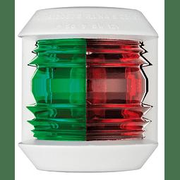 Luz de navegação branco 225º vermelho / verde
