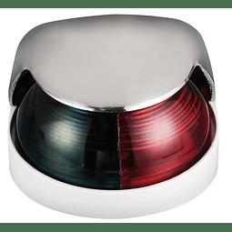 Luz do convés AISI 316 225º vermelho / verde
